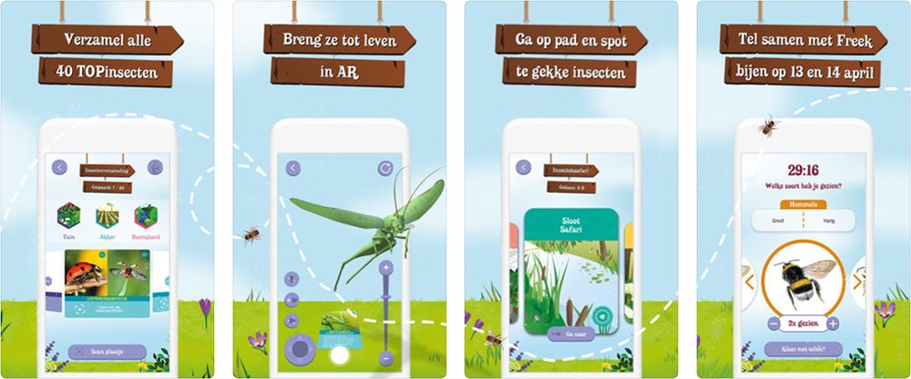 Albert Heijn Innovations Service Collectable Campaign And