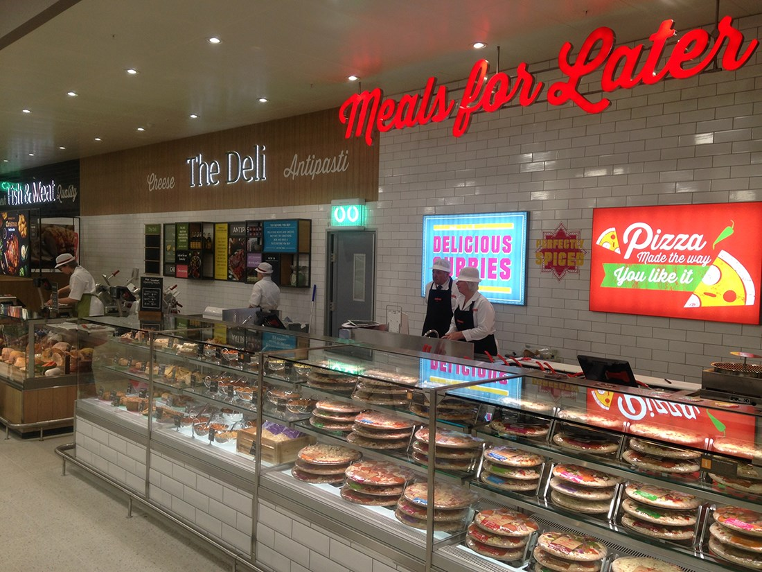 Inside Sainsbury's new Selly Oak superstore