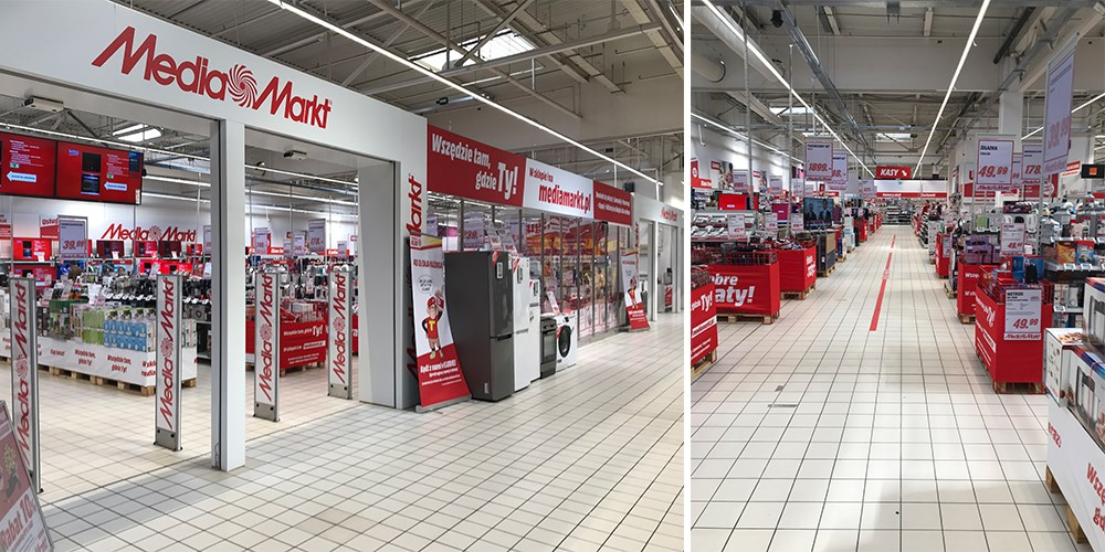 c39a4ca70ba3 For example, it signed an agreement with Carrefour Poland in November 2018  to open a concession store in its Galeria Wilenska hypermarket.