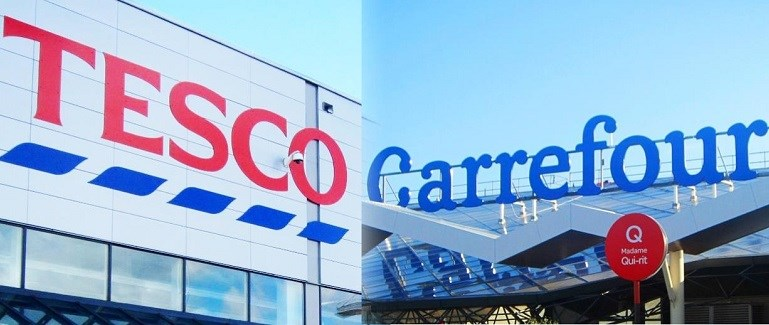 Tesco - Carrefour alliance to begin in October